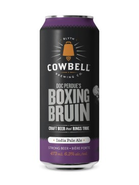 Doc Perdue's Boxing Bruin_Cowbell Brewing Co.