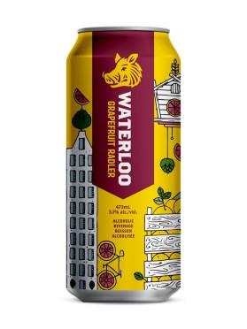 Grapefruit Radler - Waterloo Brewing