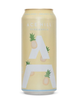 AceHill Pineapple Vodka Soda