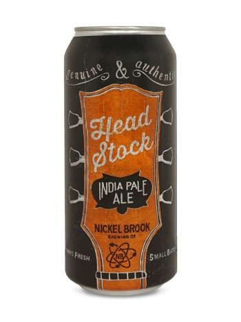 Head Stock IPA Nickel Brook Brewing Co.