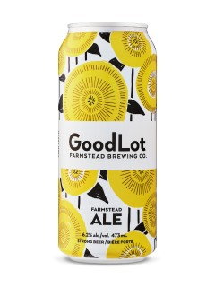 GoodLot Farmstead Ale_Farmstead Brewing Co.